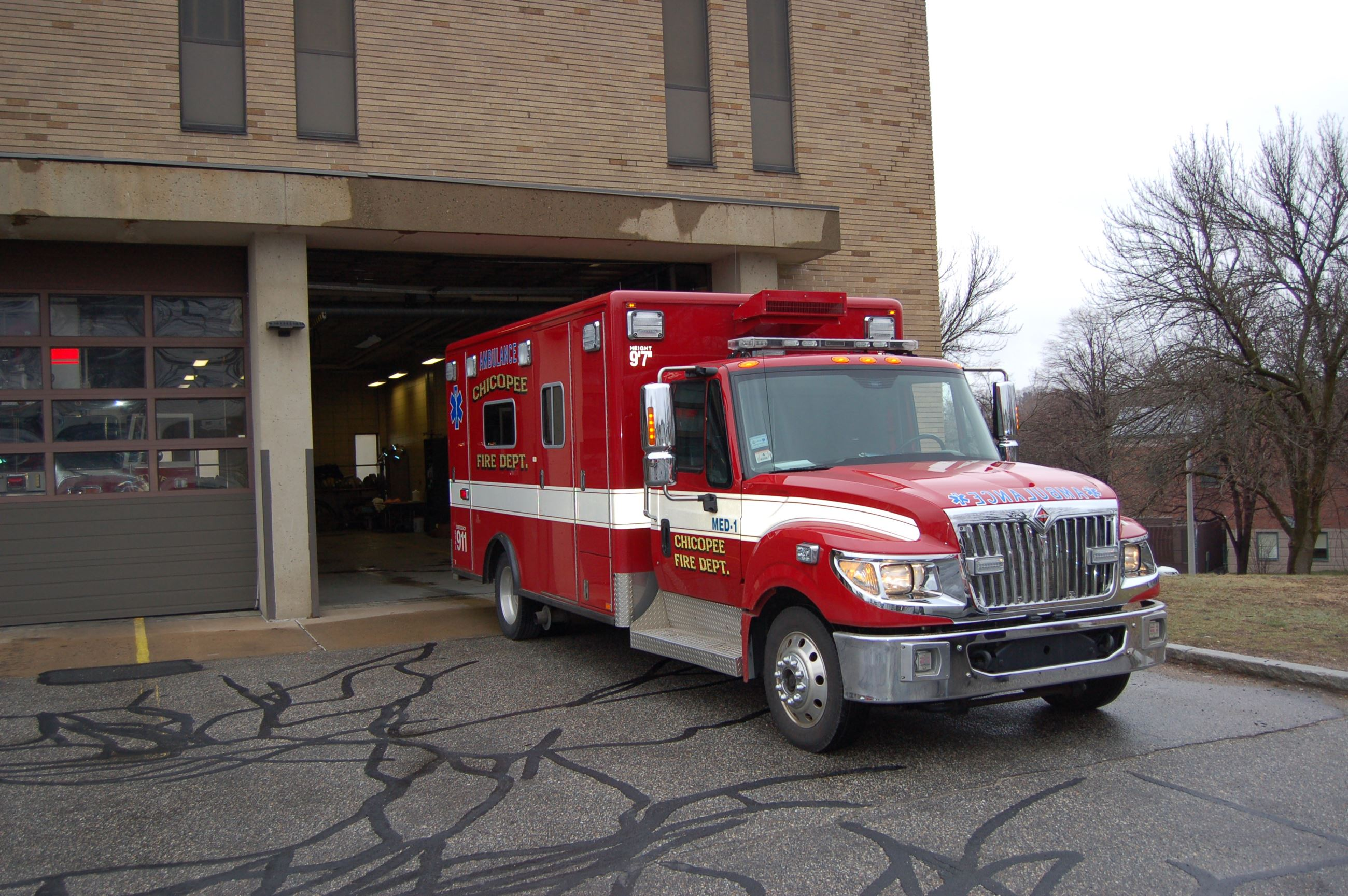The City Council Tuesday night approved an order from Mayor Richard Kos for $250,000 for the purchase of a new ambulance for the Chicopee Fire Department.