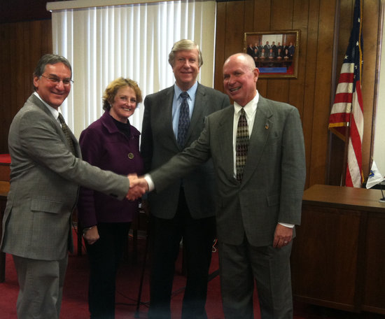 Brian W. Suchy Appointed Assessor